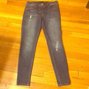 1822 denim Adrianna size 6 skinny jeans
